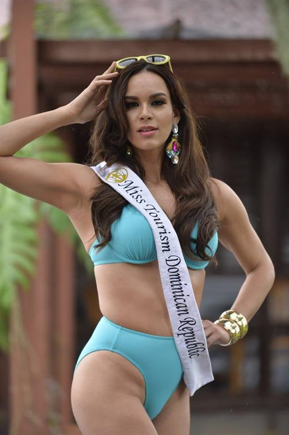 Our Top 10 of Miss Tourism World 2018 Swimwear Photo shoot