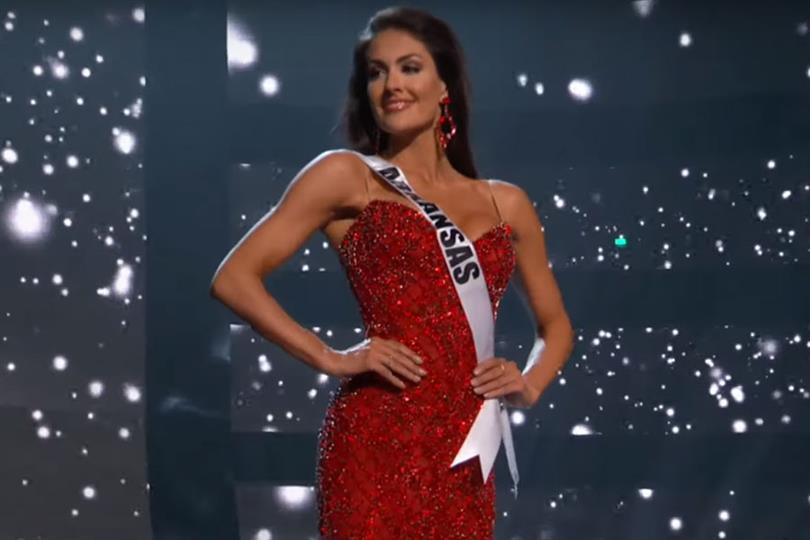 Miss USA 2019 Top 10 Hot Picks from Evening Gown Round by Angelopedia