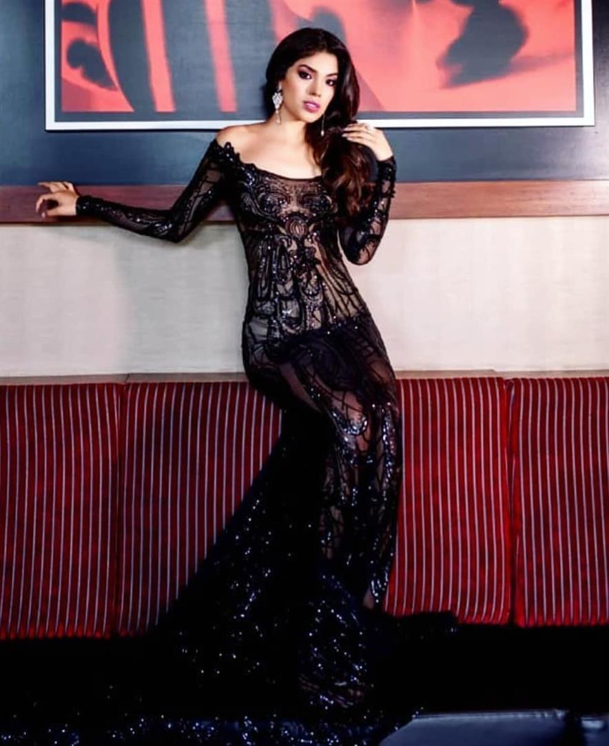 Anyella Pamela crowned Miss Perú 2019