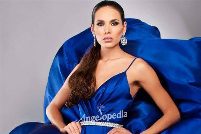 Miss Universe Chile 2016 Catalina Caceres awarded 'Emerging Figure' recognition in Visual Arts