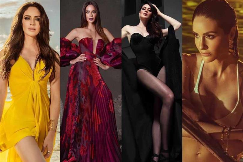 Miss Universe Puerto Rico 2020 Estefania Soto Torres