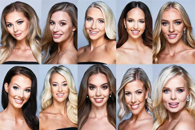 Miss Suomi 2019 Meet the Delegates