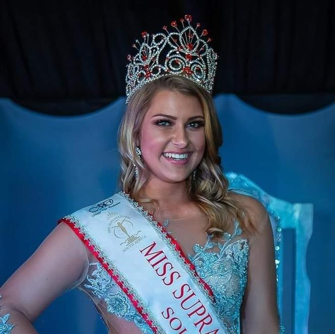 Lesser known facts about Leyla Van Greuning Miss Supranational South Africa 2019