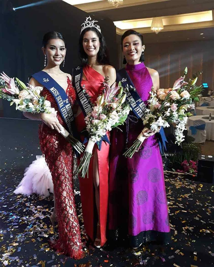 Miss Scuba International 2019 Live Blog Full Results
