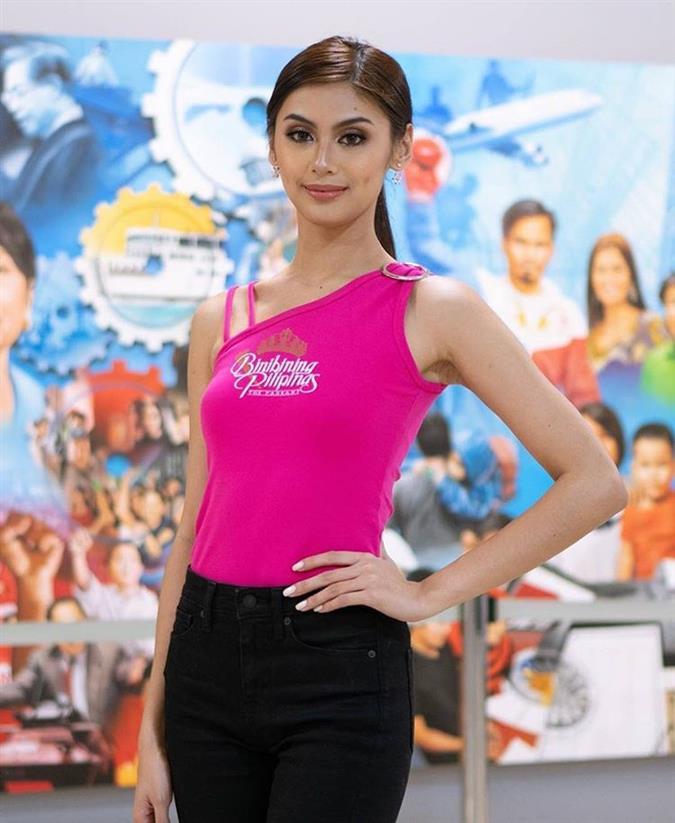 Binibining Pilipinas 2019 Top 40: Bea Patricia Magtanong