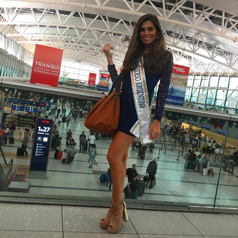 Delegates travel to Philippines for Miss Universe 2016