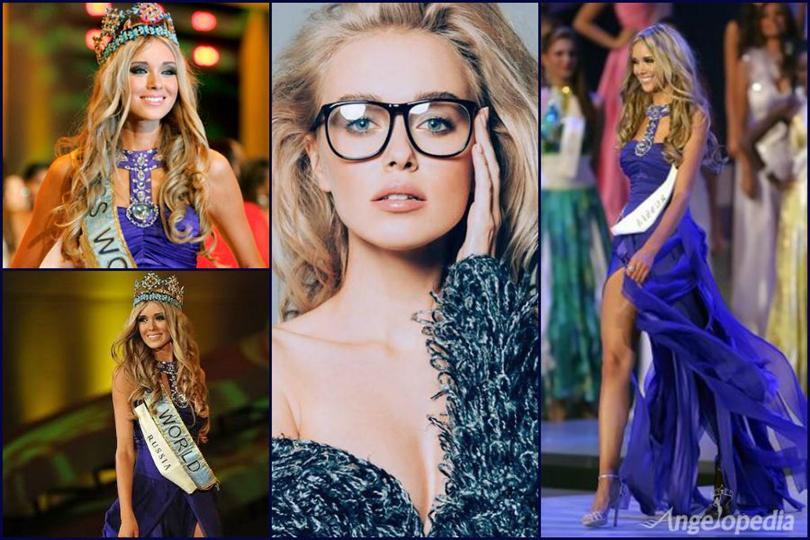 Ksenia Sukhinova Former Miss World Turns 28! | Angelopedia