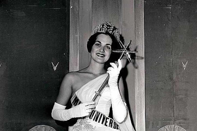 Miss Universe 1960 Linda Bement