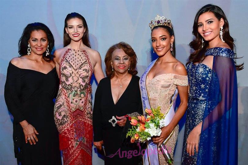 Dayanara Martínez crowned Miss World Puerto Rico 2018 for Miss World 2018