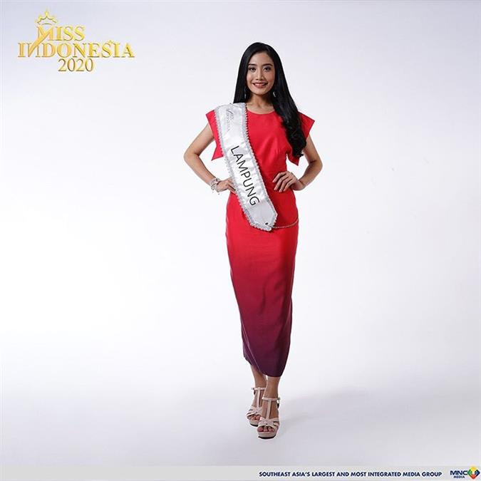 Miss Indonesia 2020 Top 8 Final Hot Picks