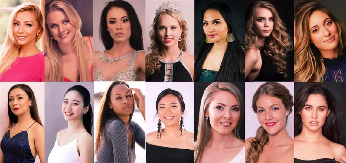 Miss Scuba International 2019 Meet the Delegates