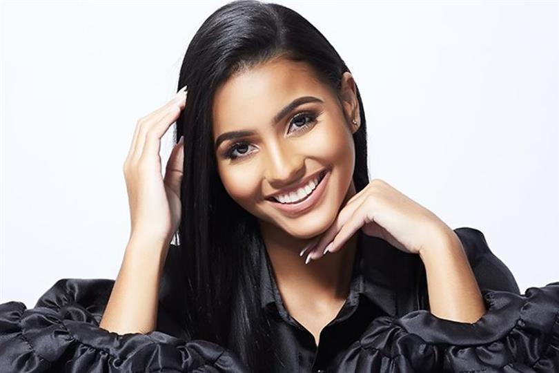 Kyrsha Attaf crowned Miss Universe Curaçao 2019