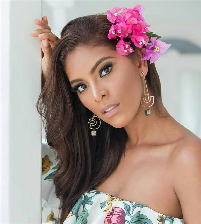 Valeria Ayos Bossa crowned Miss Earth Colombia 2018
