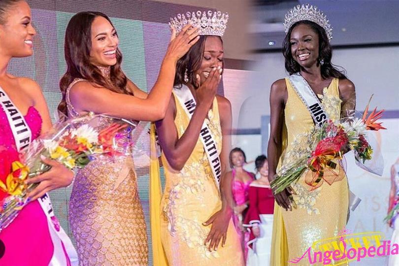 Chéry Cassandra crowned Miss Universe Haiti 2017