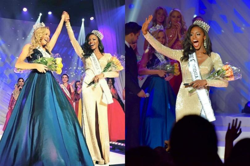 Desiree Williams Crowned Miss Virginia Usa 2016