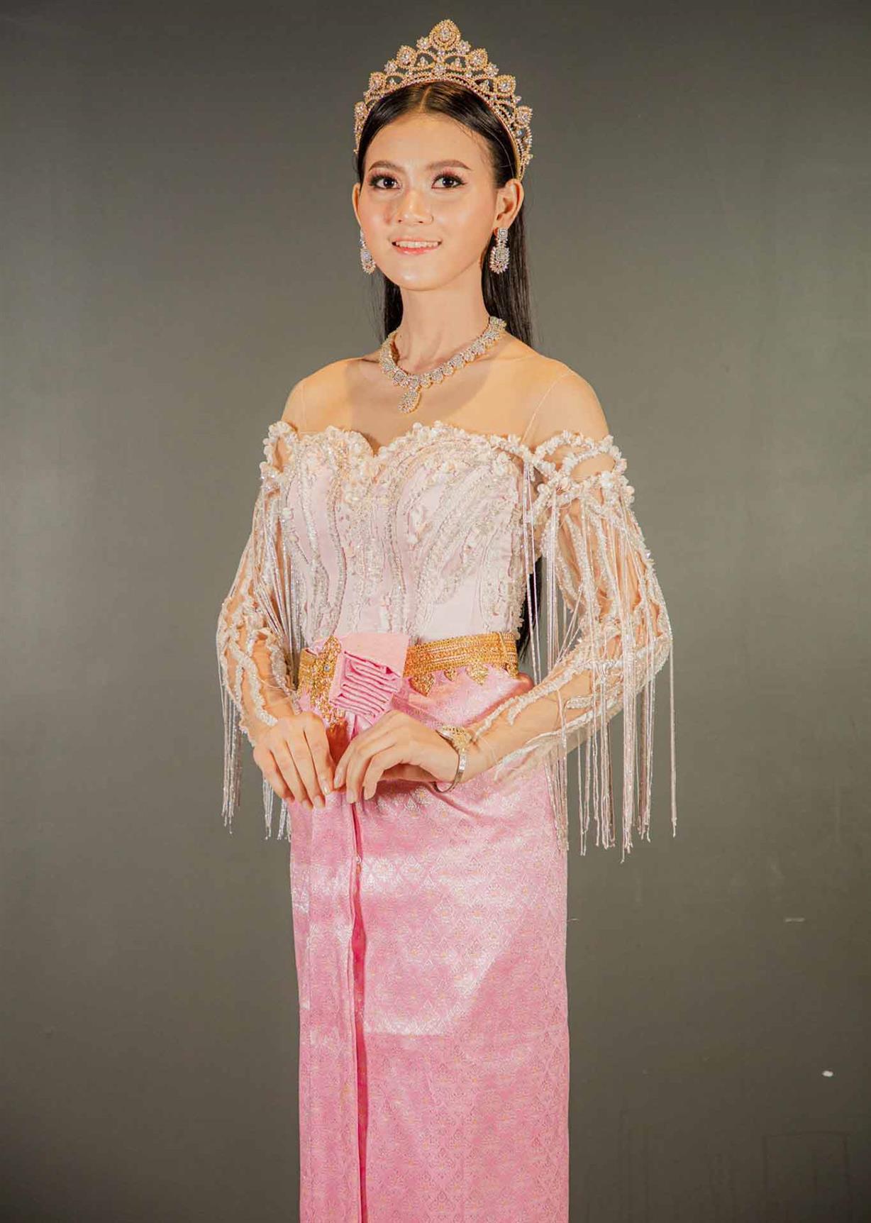 Miss Grand Khmer-Australia 2020 Ngim Sreylis