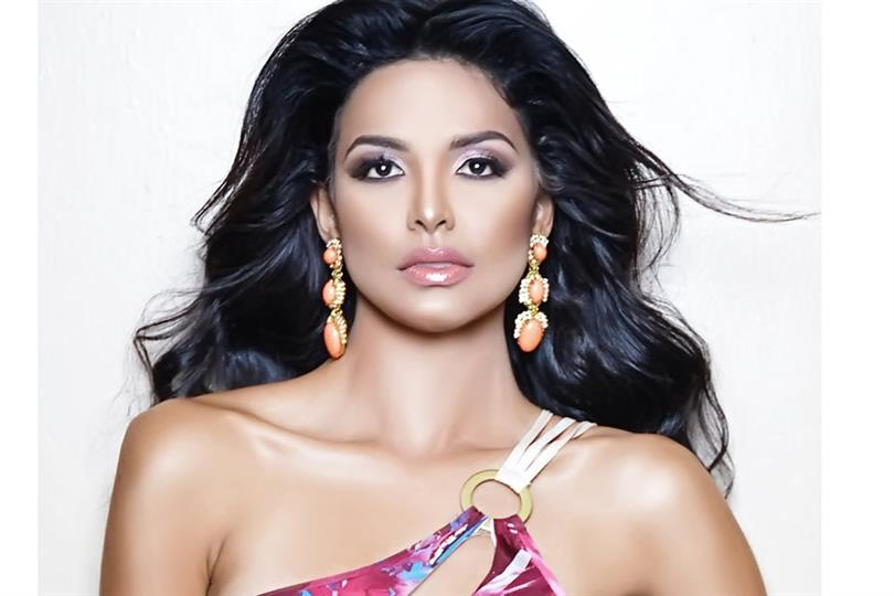 Betania Rojas Rincón is Miss Intercontinental Colombia 2019