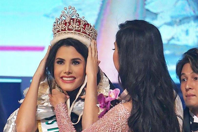 Miss International 2018 Top 8 Final Speeches