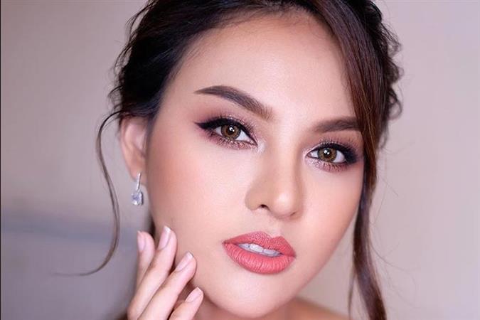 Peerachada Khunrak Finalist Miss Grand Thailand 2019