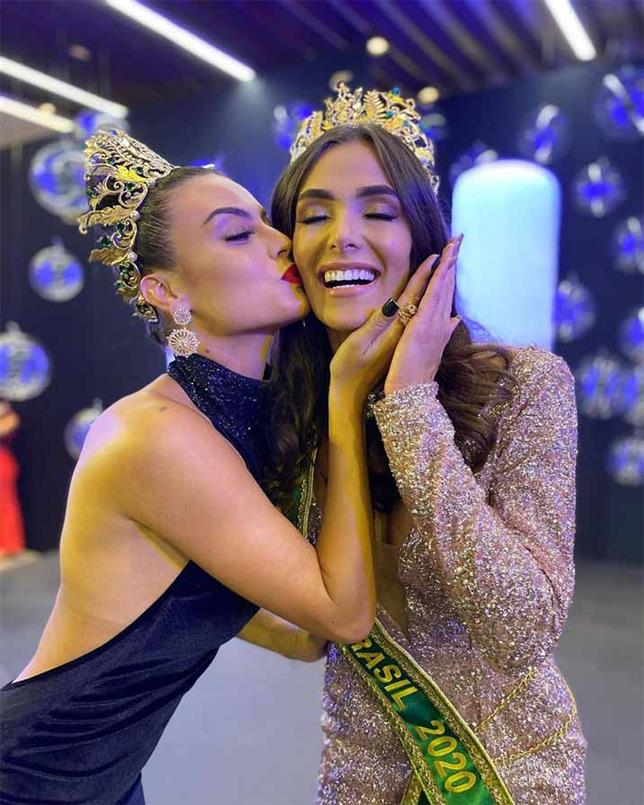 Lala Guedes crowned Miss Grand Brazil 2020