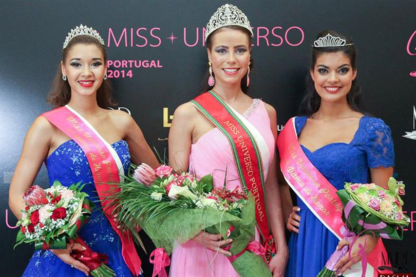 Miss Universe Portugal 2014 winners