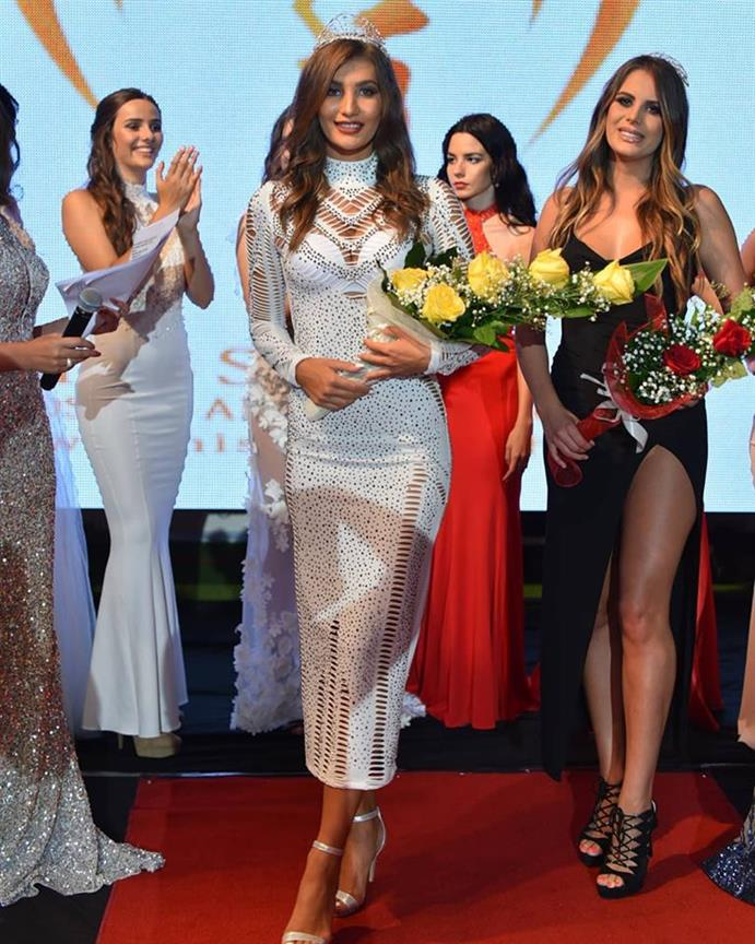 Katarina Seckovic crowned Miss Earth Montenegro 2018