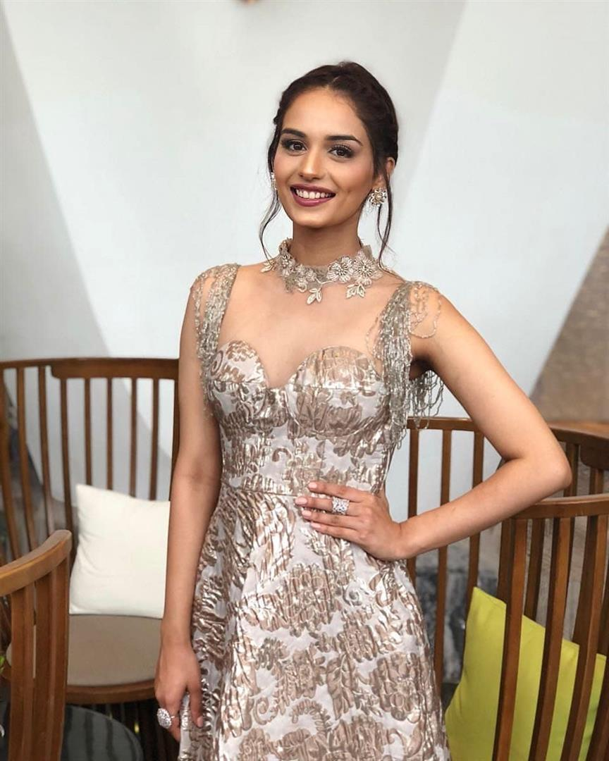 Former Miss World Manushi Chillar steps back into the classroom