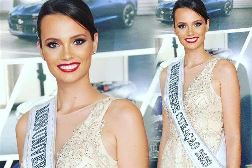 Chantal Wiertz appointed Miss Universe Curacao 2020