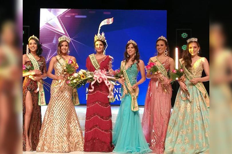 Clara Sosa crowned Miss Grand Paraguay 2018