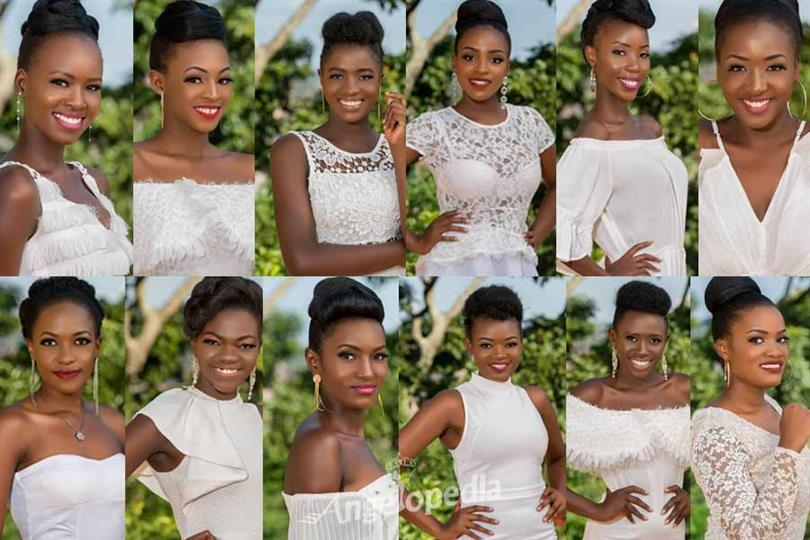 Miss Uganda 2018 Meet the Contestants