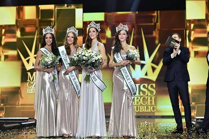 Mirka Pikolová crowned Miss Intercontinental Czech Republic 2019
