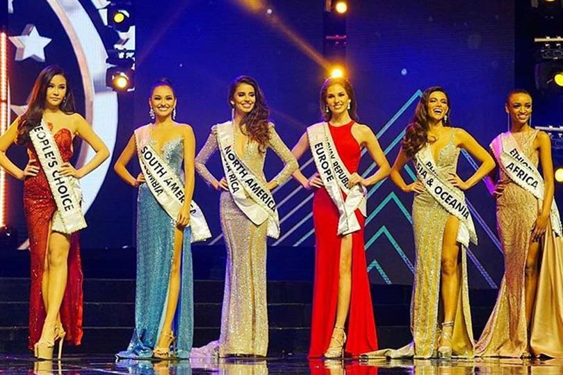 Bella Lire's Journey in Miss Intercontinental 2018