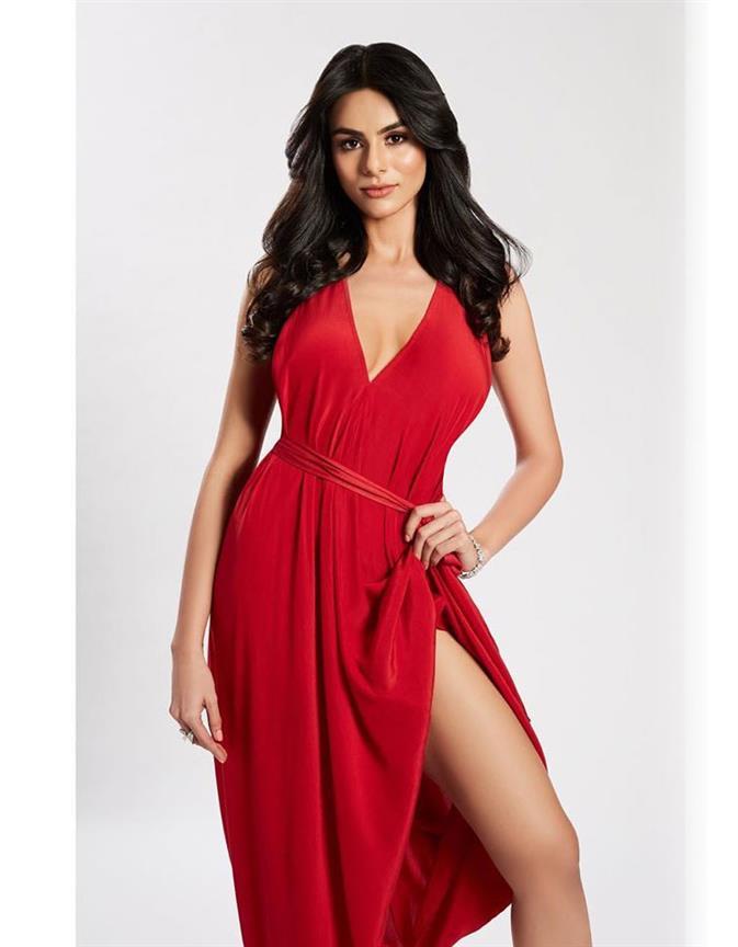 Tanya Subramanian Miss Diva Universe 2020