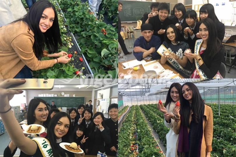 WV4K91V4LHnwsimg Kylie - Kylie Verzosa and Natsuki Tsutsui step up on their duties in Japan