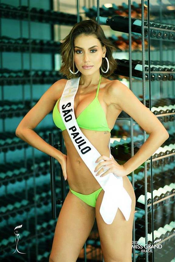 Isadora Meira Miss Grand São Paulo 2020