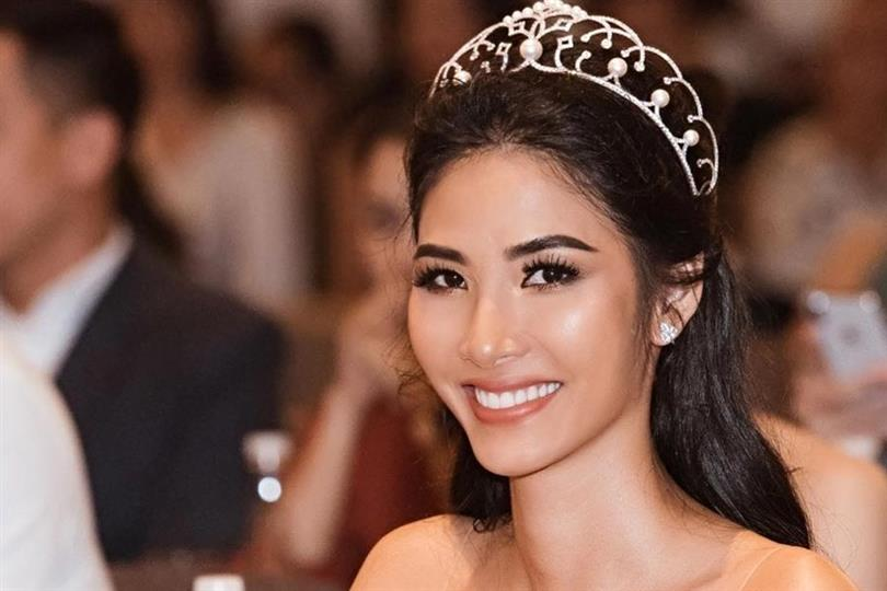 Miss Universe Vietnam 2019 Winner Hoang Thuy Introduction Video Road To Miss Universe 2019