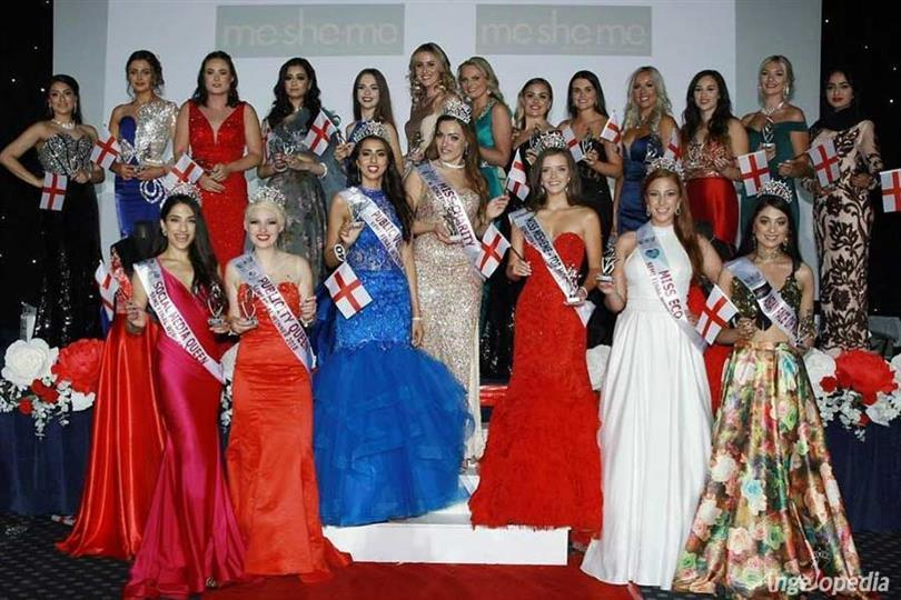 Miss England 2018 Top 20 Semifinalists announced