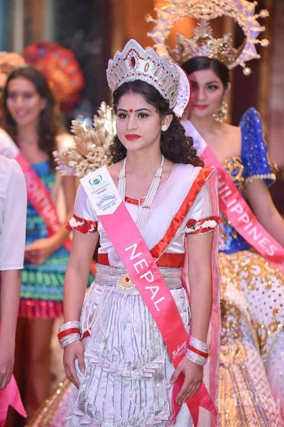 Our Top 10 favourite National Costumes from Miss Tourism International 2019