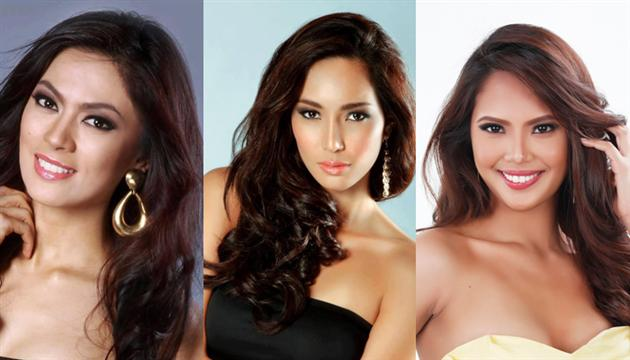 Ariella Arida, Bea Rose Santiago, Annalie Forbes