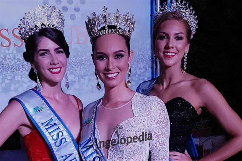 Anouk Eman appointed as Miss World Aruba 2017