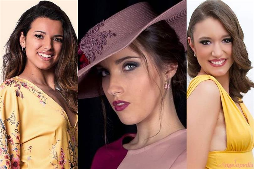 Miss International Spain 2018 Meet The Contestants