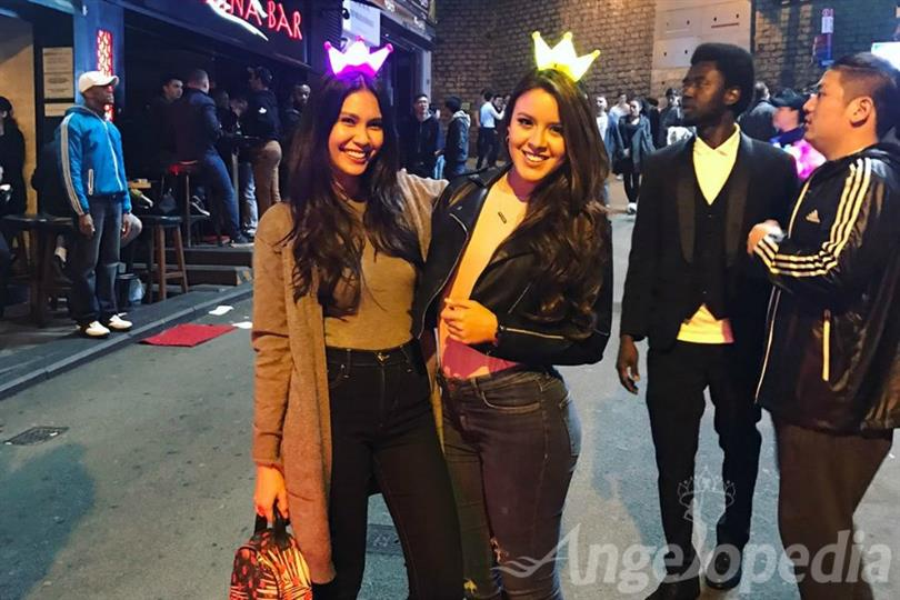 Katherine Espin and Angelia Ong to travel to Angola