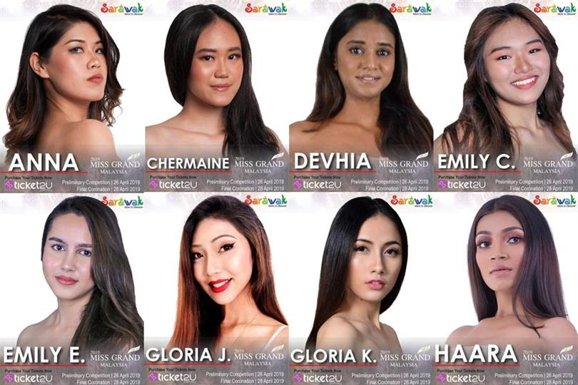 Road to Miss Grand Malaysia 2019 for Miss Grand International 2019