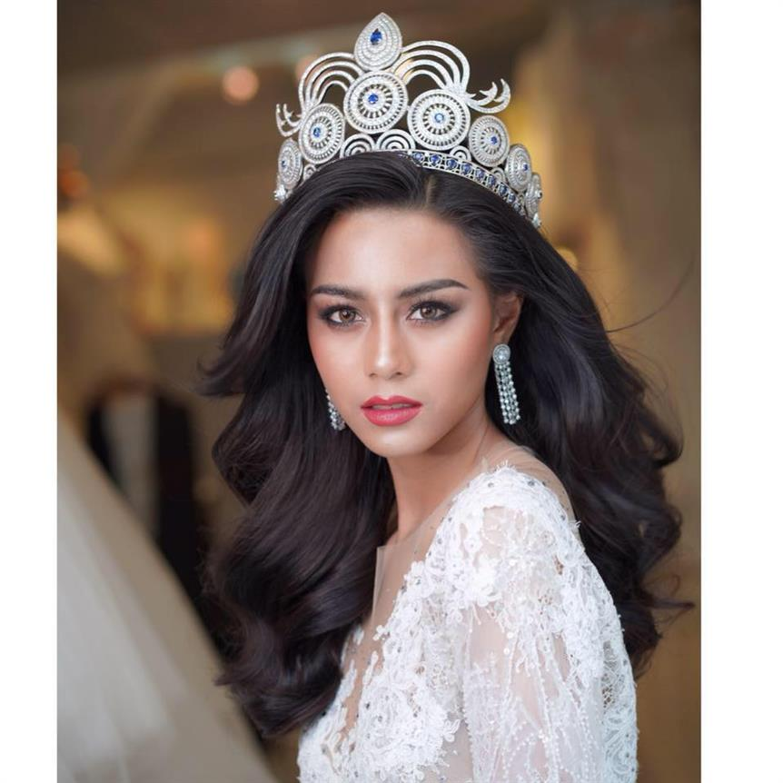 Biw Nantapak Kraiha announced Miss United Continents Thailand 2018