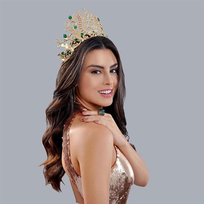 Marjorie Marcelle Miss Grand Brazil 2019
