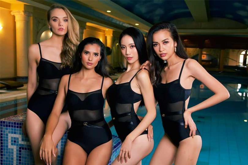 Miss Supranational 2019 delegates break the internet in their swimwear shoot