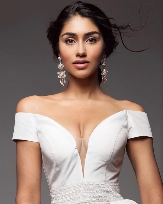 Megha Sandhu crowned Miss International Canada 2019