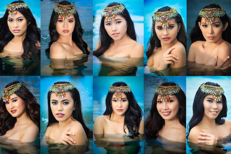 Miss Scuba Philippines 2018 Meet the Contestants