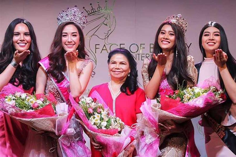 Face of Beauty International 2019 Press Launch
