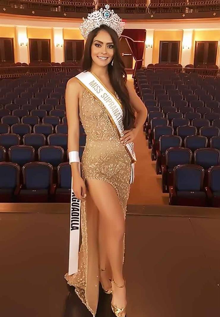 Shaleyka Vélez crowned Miss Supranational Puerto Rico 2019